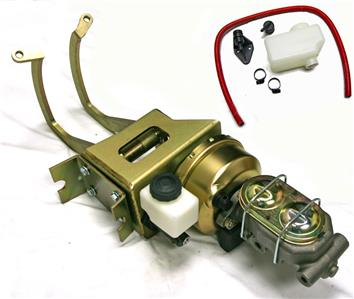 1932 Ford Power Brake Booster Clutch Pedal Assembly Kit