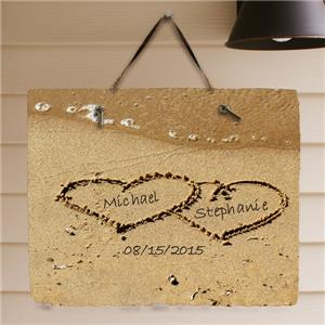 Names In Sand Wedding Gift Tbrb Info