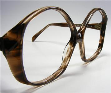 Eyeglass Frame Adjustment Techniques : Vtg Filos Italian Chocolate Tortoise Oversize Large Thick ...