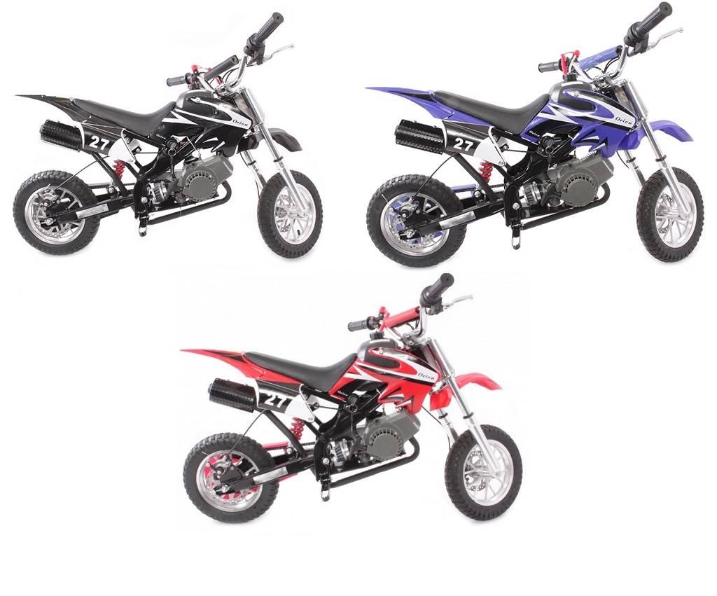 Mini Dirt Pit Bike Minimoto 49cc Offroad Motorbike Crosser