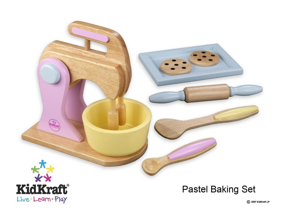 "Kidkraft Kids Pretend Play ""What's Cookin' "" wooden Kitchen with"