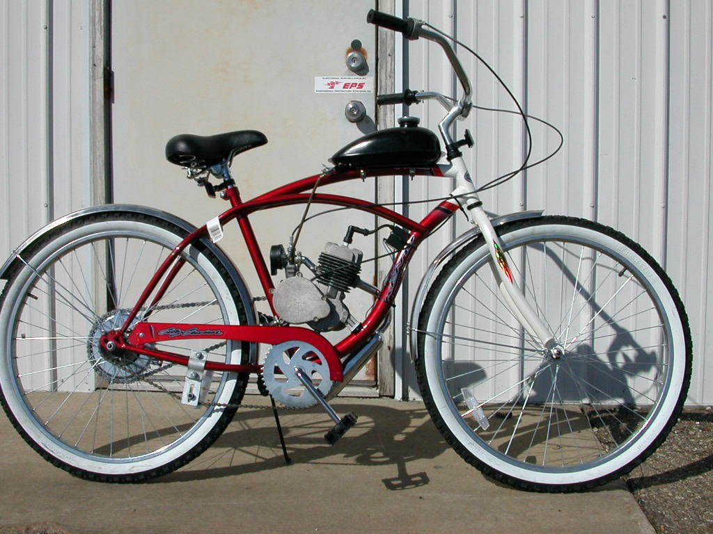 Bikes With Motors For Sale We accept VISA and MASTERCARD