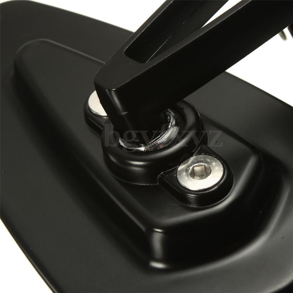 Coppia 7 8 22mm Bar End Specchietti Retrovisor Specchi A