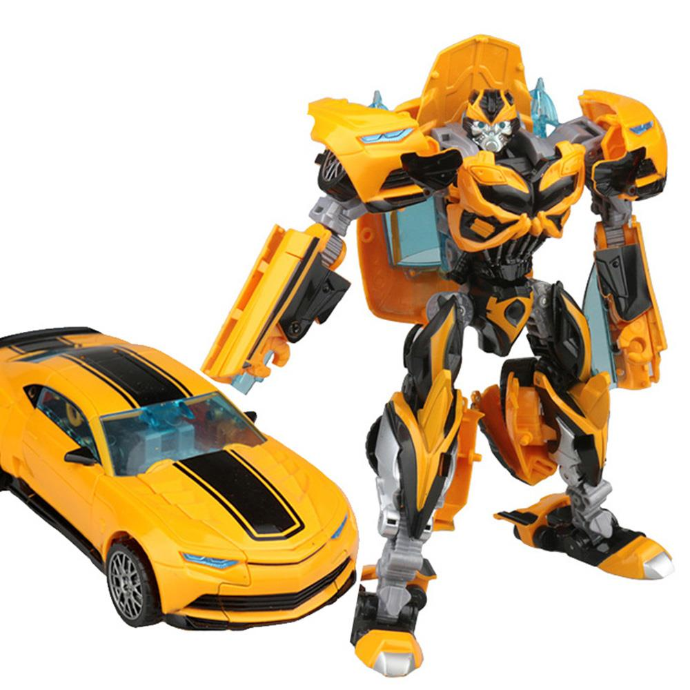 Boy Toys Description : Robot trans formers model transforming bumblebee auto