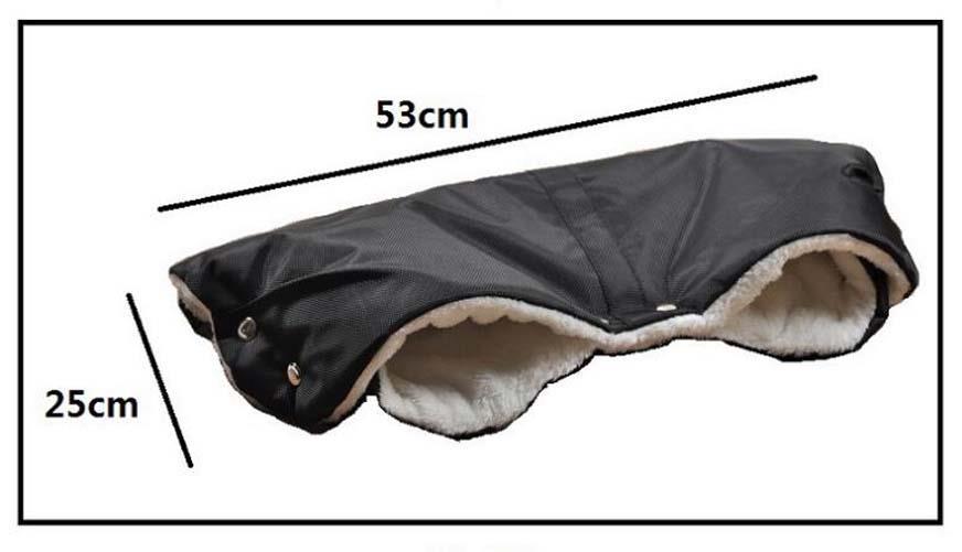 handw rmer muff handmuff kinderwagenhandschuhe handschuhe f r kinderwagen ebay. Black Bedroom Furniture Sets. Home Design Ideas