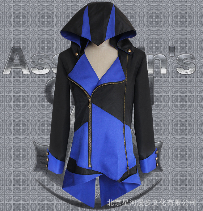 assassins creed herren hoodie mantel jacke kapuzenpullover. Black Bedroom Furniture Sets. Home Design Ideas