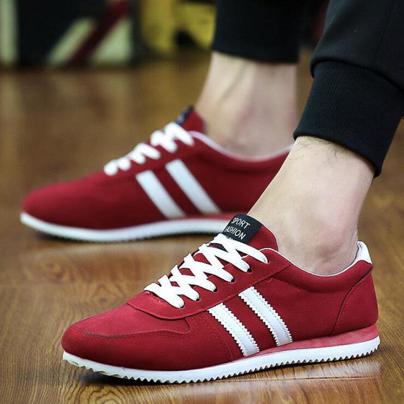 Zapatos-Deportivos-Hombre-Zapatillas-informales-Gimnasio-Tenis-Ejecutar