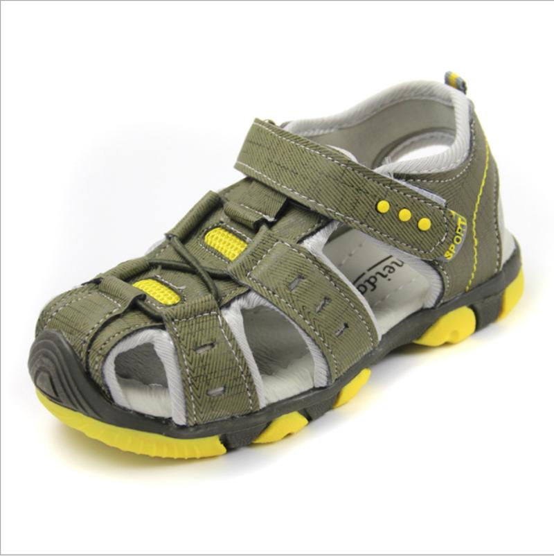 sommer freizeitstil baby kind schuhe junge kinder sandalen. Black Bedroom Furniture Sets. Home Design Ideas