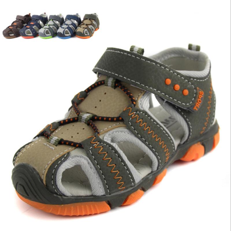 sommer freizeitstil baby kind schuhe junge kinder sandalen rutschfest weich neu ebay. Black Bedroom Furniture Sets. Home Design Ideas