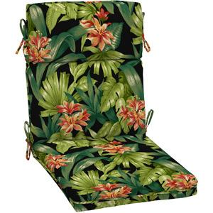 Outdoor-Patio-Furniture-Chair-Cushions-Deep-Seating-Tropical-Pattern-Umbrella