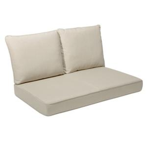 New outdoor sofa replacement cushion deep seating - Deep seat patio cushions replacements ...