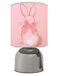 little bunny touch table bedside lamp kids room nursery ebay. Black Bedroom Furniture Sets. Home Design Ideas