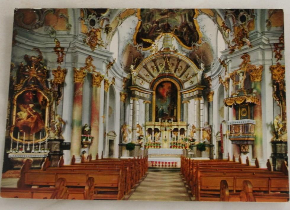vintage postcard, Germany,<br />bavaria, Wurzburg