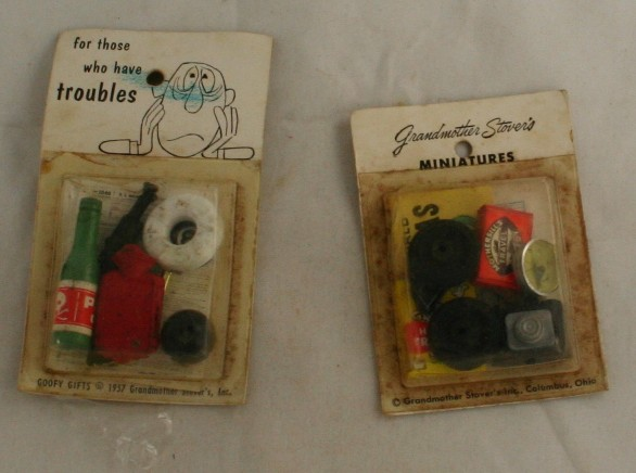 vintage dollhouse, miniatures, dollhouse miniatures, travel, 40s, troubles,objects