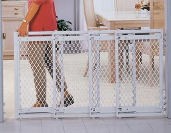 north states supergate v extra wide plastic baby pet. Black Bedroom Furniture Sets. Home Design Ideas