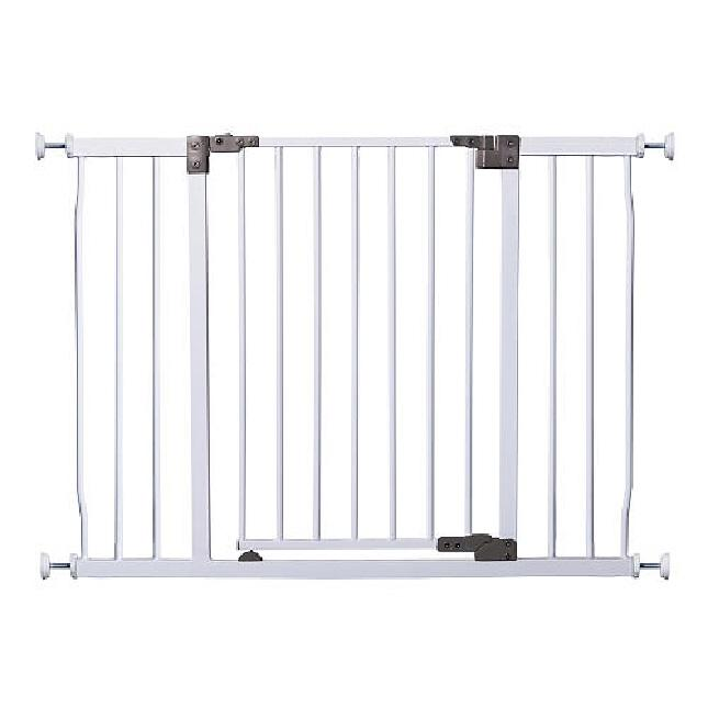 Dream-Baby-Liberty-Xtra-Wide-Stay-Open-Baby-Pet-Dog-Pressure-Gate-White