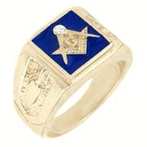 18K-GOLD-EP-MASONIC-FREEMASON-MENS-RING-sz-8-14-u-chose