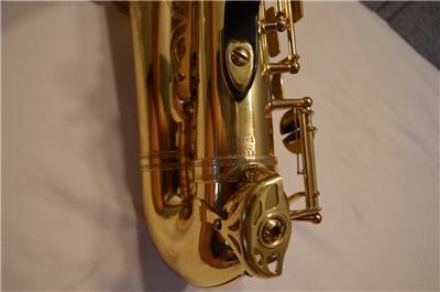 Vintage yamaha yas 62 alto saxophone purple logo 1978 for Yamaha 62 alto saxophone