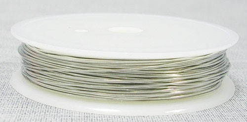 1-x-Reel-Silver-Coloured-Beading-Wire-4-Gauges