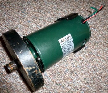 Dc motor wind generator hp 90 volt electric car for 90 volt dc motor