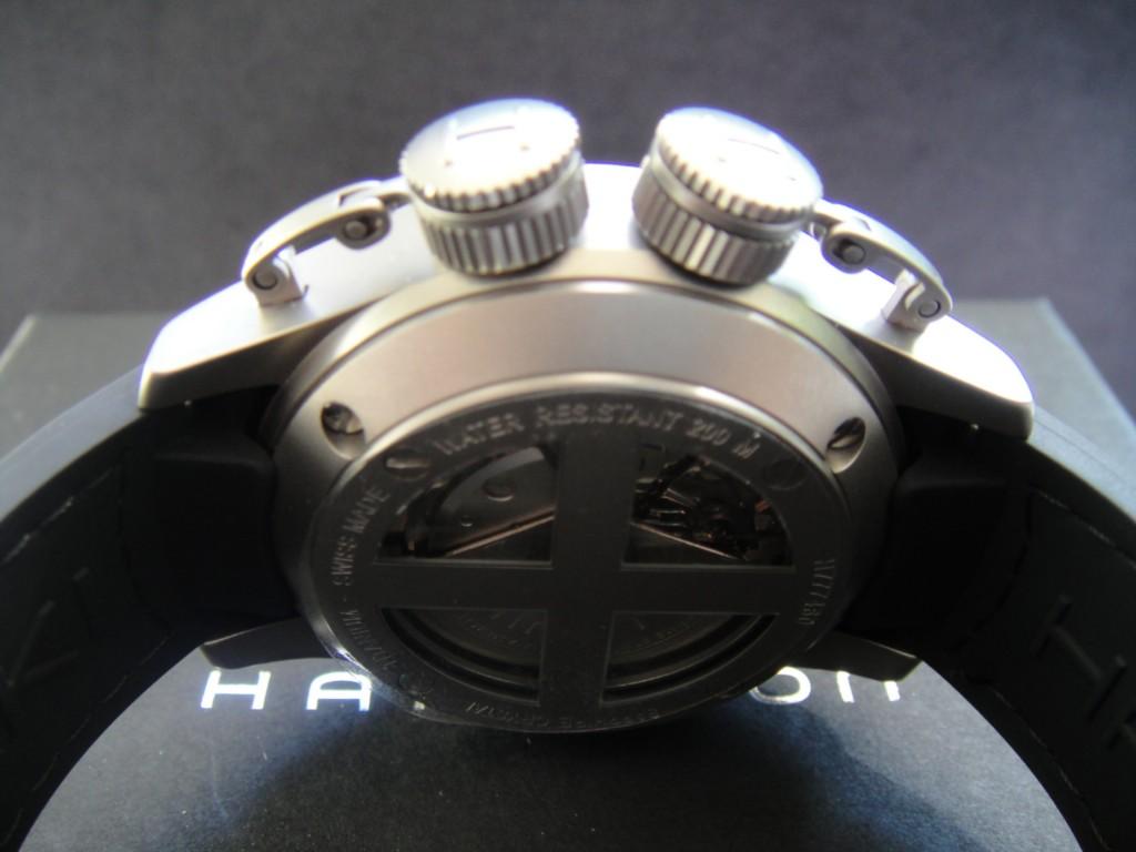 FS: Hamilton Khaki Navy Frogman Ti