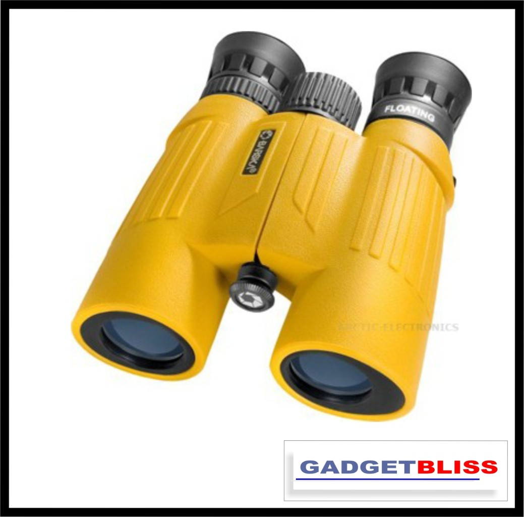 BARSKA-Floatmaster-10x30-Water-Proof-Floating-Yellow-Binoculars-AB11092