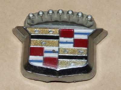 vintage trunk lid ornament