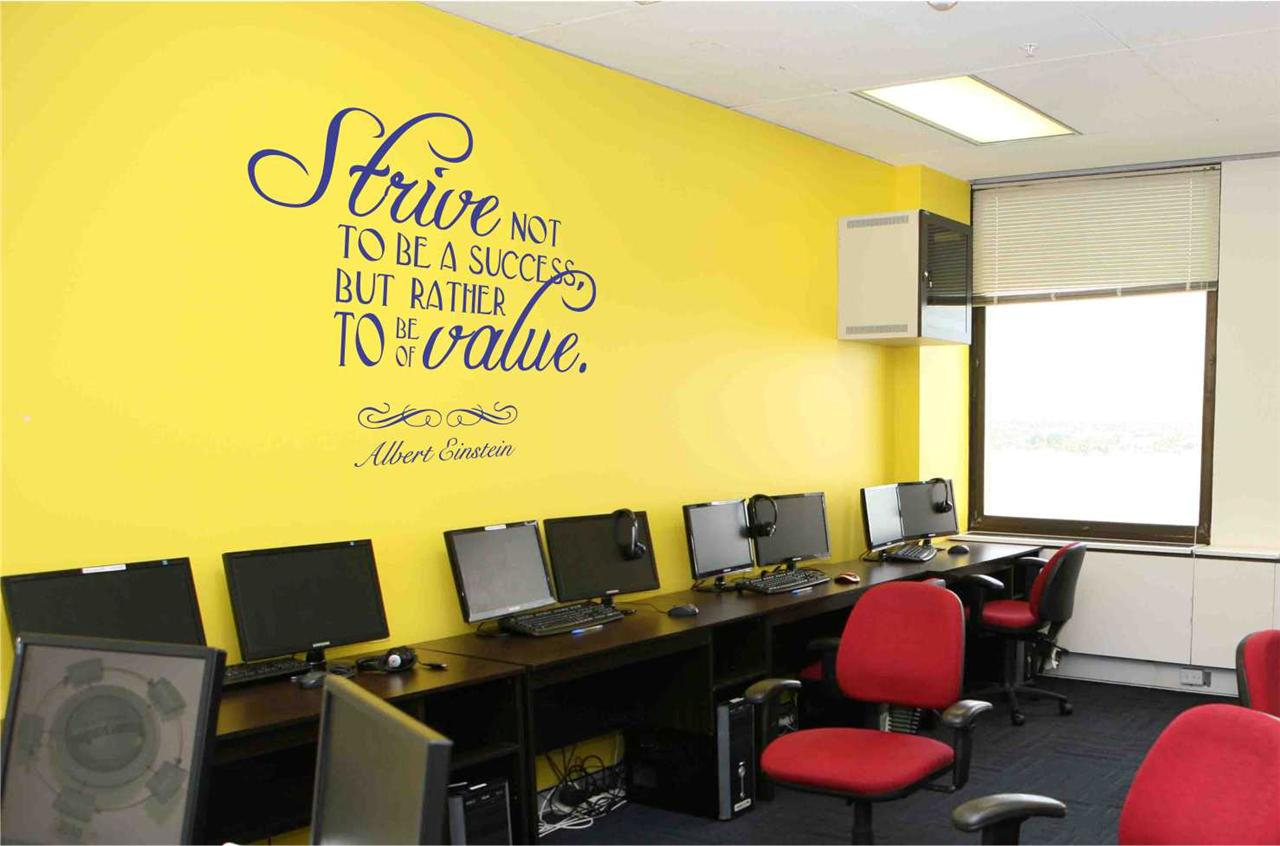 wall decals quotes for classrooms color the walls of your house wall decals quotes for classrooms to be a success albert einstein quote
