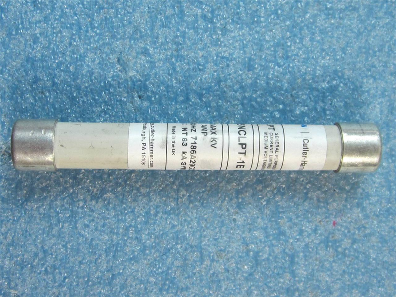 Image of Cutler-Hammer-Transformer-Fuse-5NCLPT by Kellan Inc.