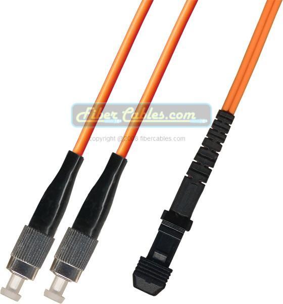 FC/MTRJ Patch Cables