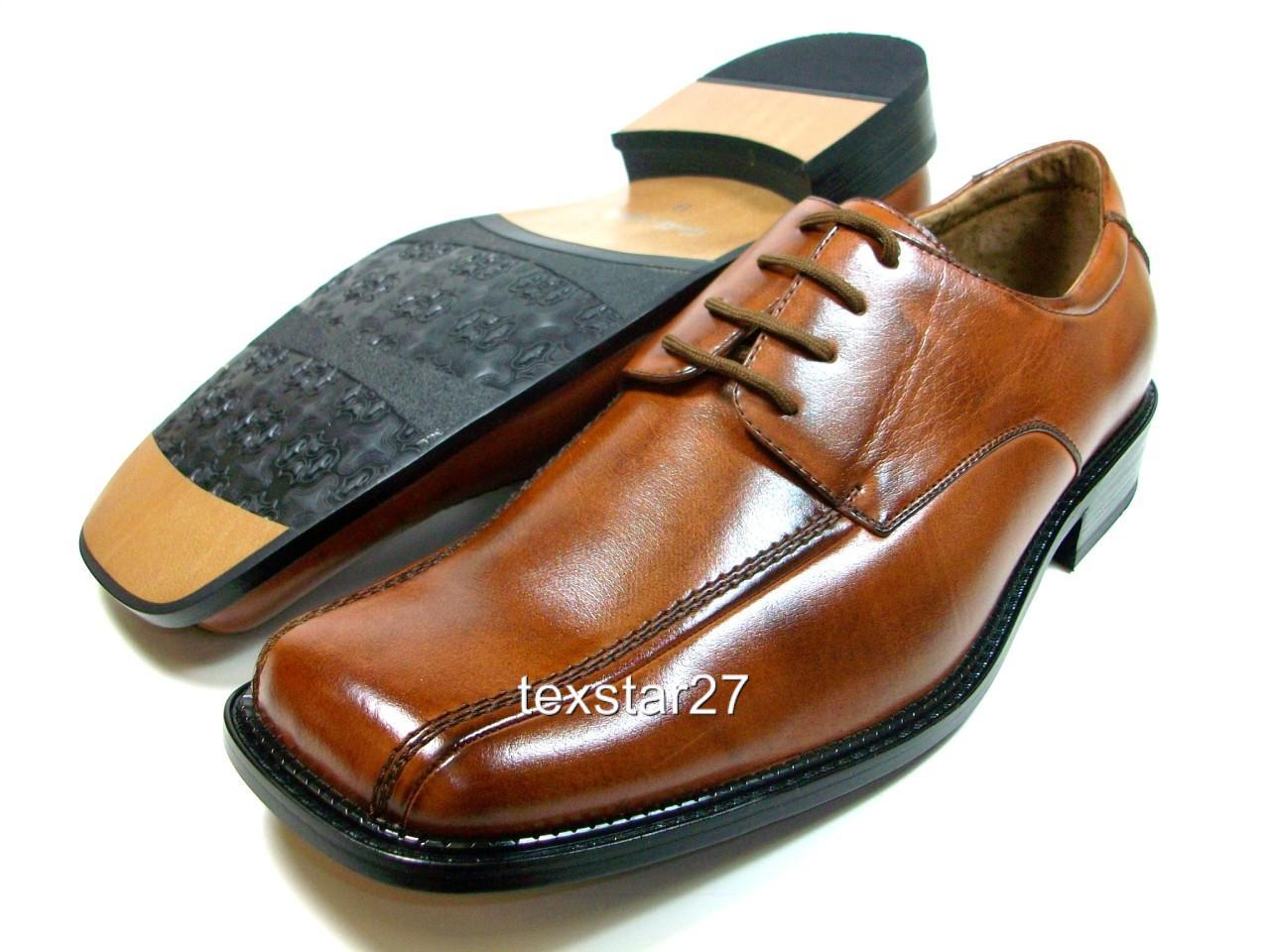 mens brown d aldo oxford lace up dress casual square toe
