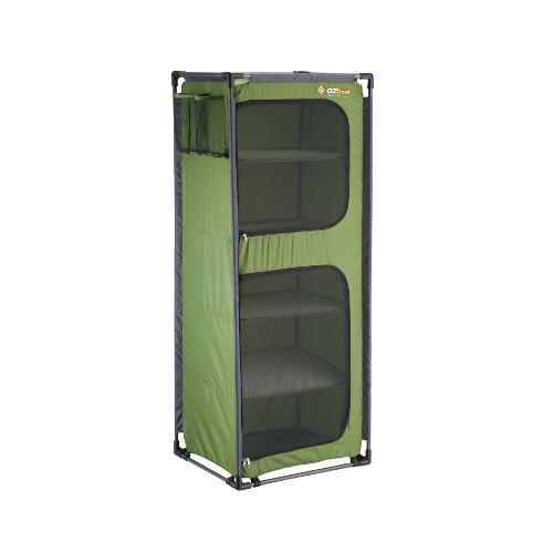 NEW-OZtrail-5-Shelf-Camp-CUPBOARD-FOOD-STORAGE-Caravan-CAMPING-Hiking-Annexe