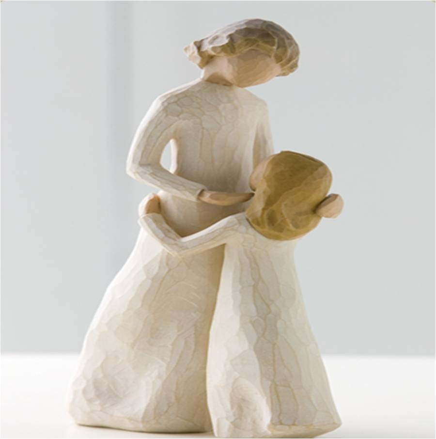 Wedding Gift Ornaments : ... Figures/Ornaments/Figurines Family/Baby/Wedding Collection Gift eBay