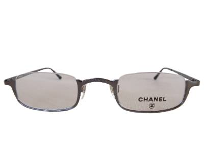 Vintage CHANEL 2009 Glasses Spectacles Eyeglasses Frames ...