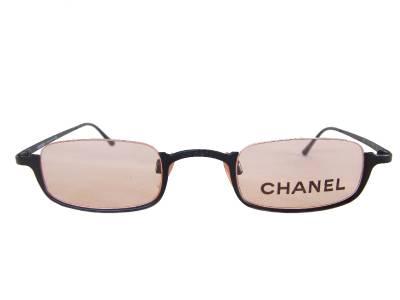 Vintage CHANEL 2009 Glasses Spectacles Eyeglasses Frames ...