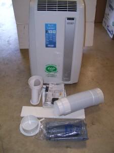 DeLonghi Pac A120E 12000 BTU Portable Air Conditioner