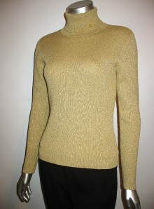 Mock Turtleneck Sweater