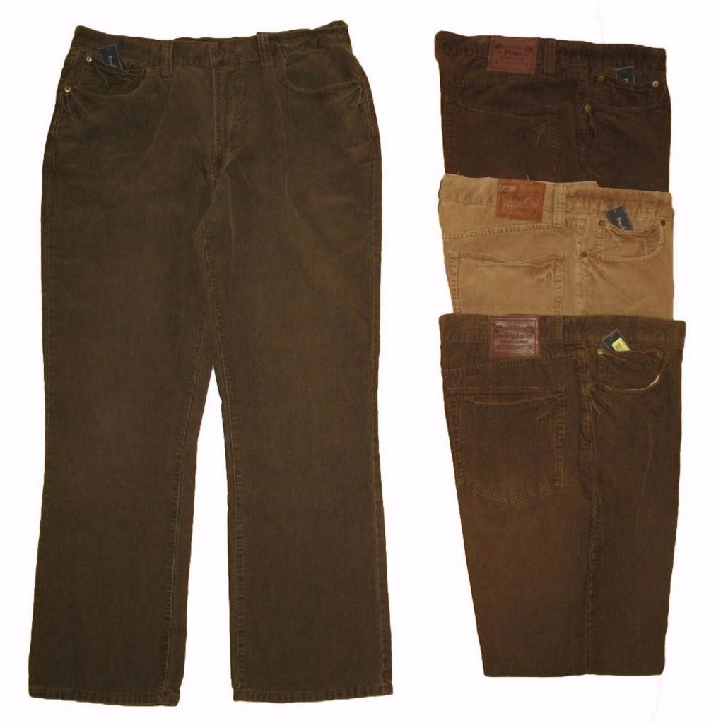 Levis Boot Cut Corduroy Jeans