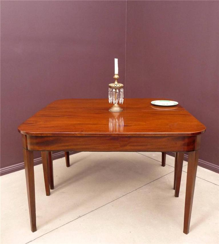 Antique Georgian D END Dining Table for photo Display lamp  : 800863570o from www.ebay.com.au size 767 x 854 jpeg 50kB