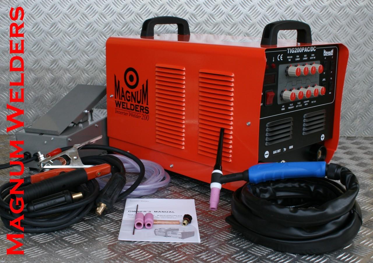 Magnum-200amp-AC-DC-Pulse-Tig-MMA-Arc-Aluminium-Welder