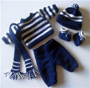 ... Pattern TO Make Baby Born Doll Clothes Sports Supporter Outfit | eBay