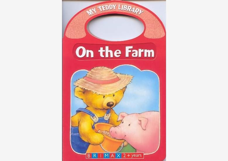 My-Teddy-Library-On-the-Farm-Board-Book