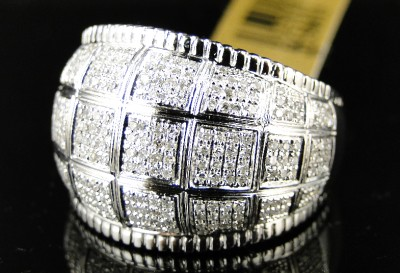 Pave Diamond Xl Fashion Rings For Cheap Click to open supersize image