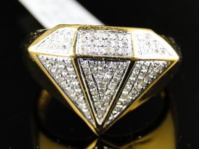 Men's Diamond Fashion Rings Click to open supersize image