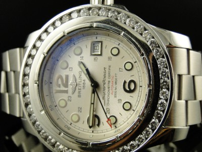 Breitling Superocean Diamond