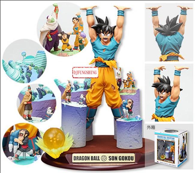 Japan Limited Goku Spirit Bomb Statue Dragonball Forum Neoseeker Forums