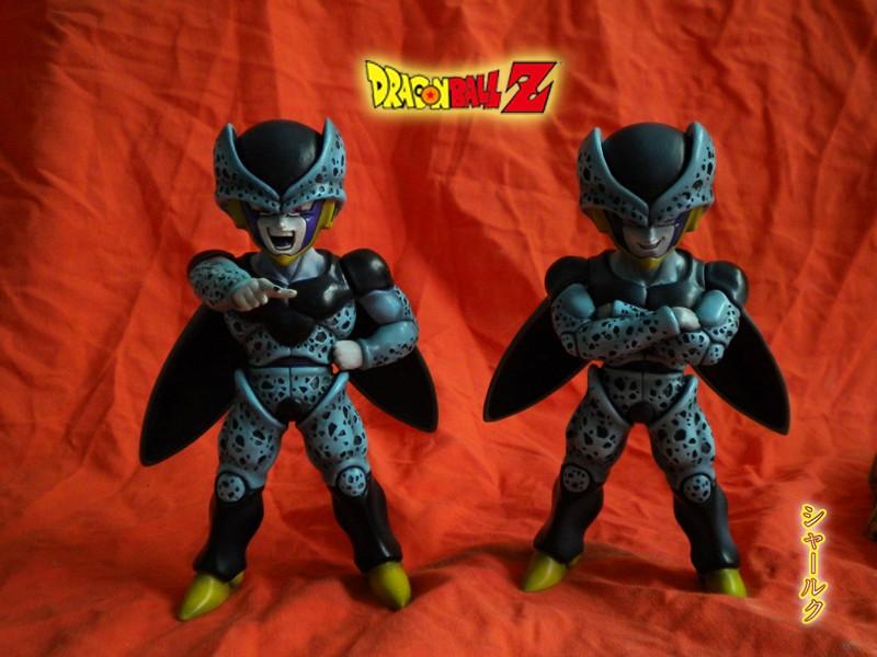 DBZ statue pvc, résine, diorama et kit... 353644463_o