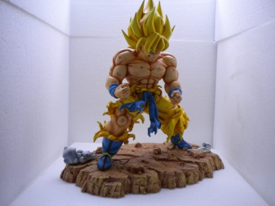 how to make resin statues