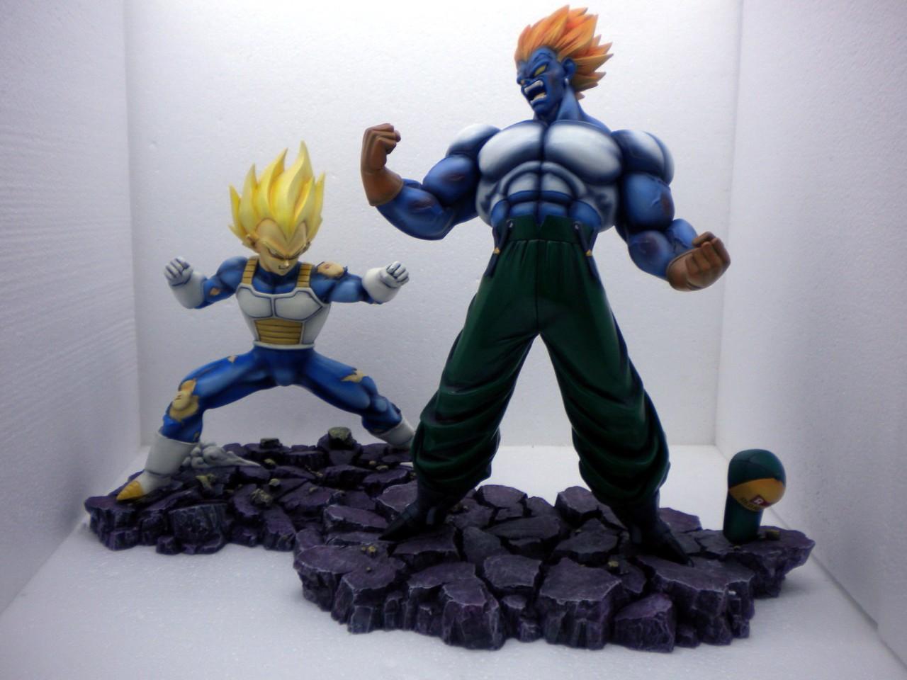 DBZ statue pvc, résine, diorama et kit... 455404607_o