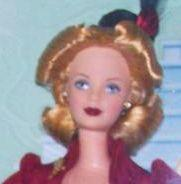 Silver Fabulous Forties Barbie Collector 4th in Series 40s Hair for